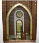 Mihrab Jati Kuningan