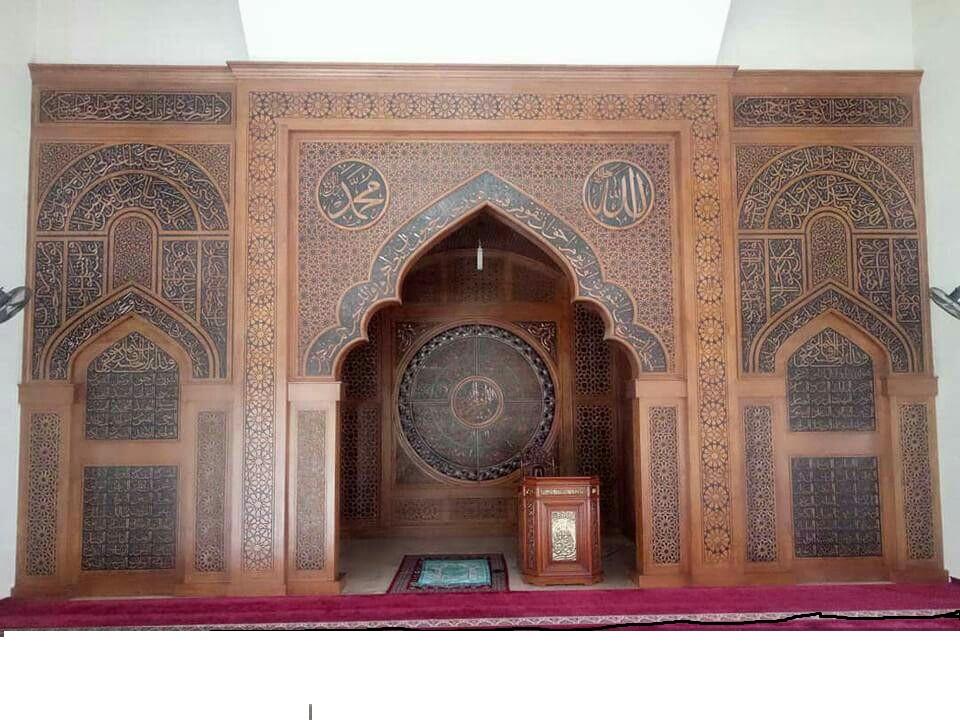 Mihrab Ukir Jepara