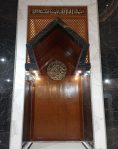 Mihrab Jati Masjid Al Khair